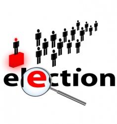 Election vector