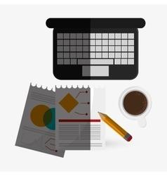Office icon design vector