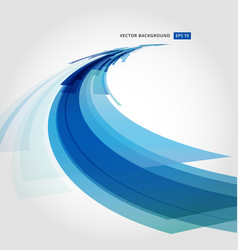 abstract background element in blue and white vector image