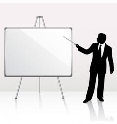 presentation vector image vector image