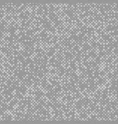 Abstract chaotic halftone dot pattern background vector