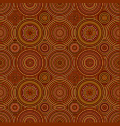 Abstract circle mosaic pattern background vector