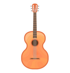 guitar of a guitar isolated vector image