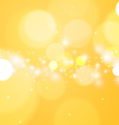 Bright Abstract Yellow Background vector