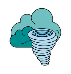 weather icon image vector image