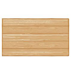 Wood background element for design festival vector