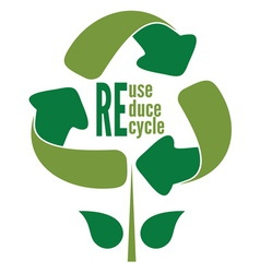 recycle1 vector image vector image