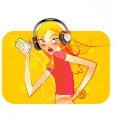 music is fun vector image