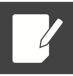 Edit Document vector