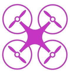 Nanocopter Icon vector