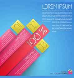 parts of project business infographics vector image