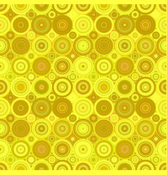 Abstract circle mosaic pattern - background vector