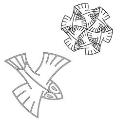Escher01 vector