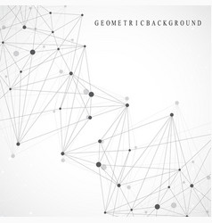 Futuristic background communication globalization vector