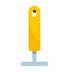 garden hand tool icon flat style vector image