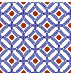 Chinaware pattern vector