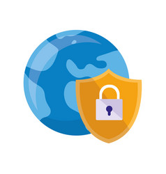 Data security design vector