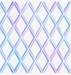 purple mosaic seamless pattern vector image