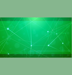 abstract cyber background concept digital vector image