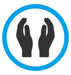 Applause Hands Flat Rounded Icon vector