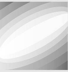 grey gradient curve abstract background vector image