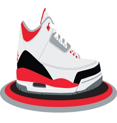 shoe- vector image