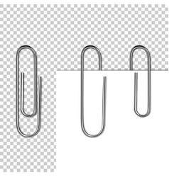 Paper page on clip vector