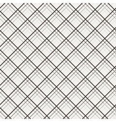 seamless dotted and lined pattern vector image