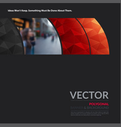 business design elements for graphic layout vector image vector image