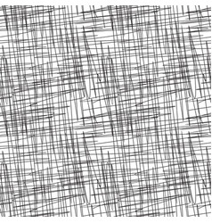 Abstract scratched lines seamless pattern vector