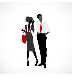 gossip vector image
