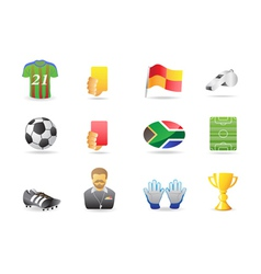 world cup icon vector image vector image
