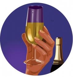 drinks vector image vector image