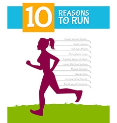 10 top reasons to run vector image