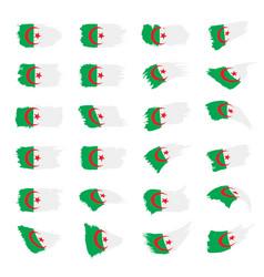 Algeria flag vector
