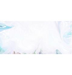 marbling white marble texture paint splash vector image