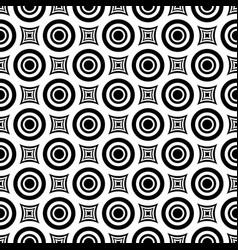 Seamless hypnotic pattern vector