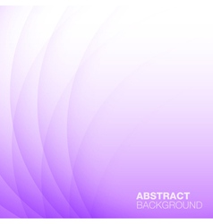 Abstract Violet Light Background vector image