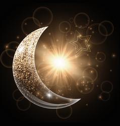 Ramadan kareem pattern vector