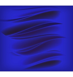 Blue velvet background vector