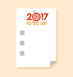 To do list 2017 with dart instead of zero vector