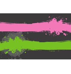 splash vector image vector image