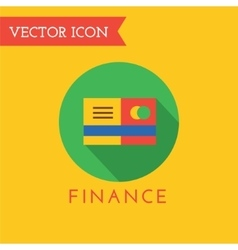 Credit Card Icons Set Shop money or vector