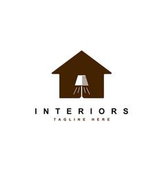 Interior logo vector