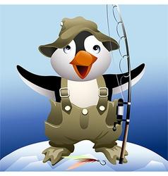 The fisherman vector