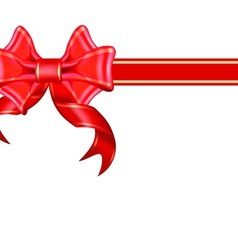 ribbon3 vector image vector image