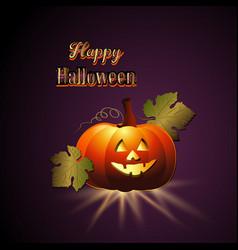 Happy halloween backdrop vector