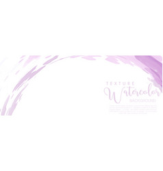 Abstract light purple surface watercolor vector