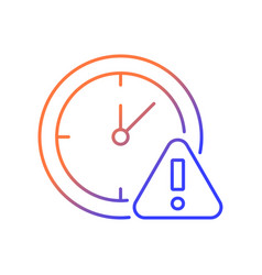 Do not use for a long time gradient linear manual vector