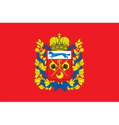Orenburg Oblast vector image
